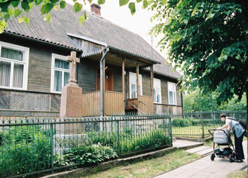 Dom na Cieliczańskiej w Supraślu