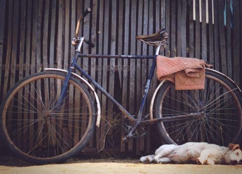 stary rower Supraśl
